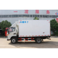 Brand New Hot JAC 18m³ Refrigerated Van