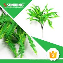 Китай завод прямые продажи висячие искусственные растения листьев для украшения