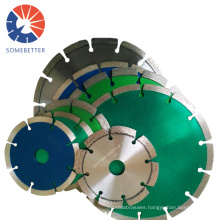 China Wholesale 350-800mm stone cutting tool circle diamond granite saw blades for granite basalt hard stone