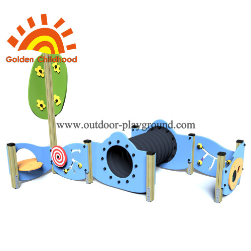 Toddler Playground Equipment Park en venta