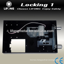 Mechanical access control locking system for hotel safe box