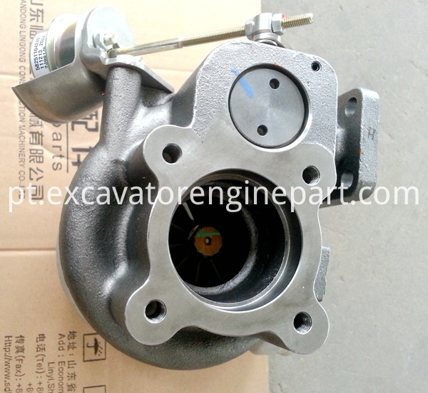 Wholesale Deutz BF6M2012 turbocharger 1118010-D807