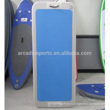 Высокое качество надувные АКВА Коврик для йоги водные виды спорта плавающей коврики
