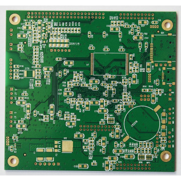 Pcb di controllo elettronico dell'automobile