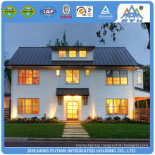 luxury modular house prefabricated villas                                                                         Quality Choice