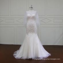 Heavy Beading Embroidery Bridal Dress