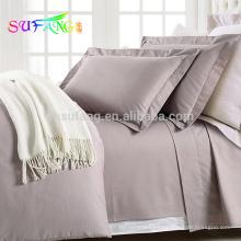 Cuenta de cama egipcia del hotel del algodón del hilo 1000TC