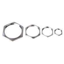 Carbon steel flat nut stainless steel