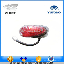 China proveedor EX fábrica peice bus repuestos 3716-00172 luces traseras de contorno para Yutong ZK6760DAA