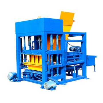 máquinas de fabricación de ladrillo hueco de hormigón de hormigón de ceniza automática