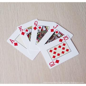 High Quality Jumbo Index Plastic Cards