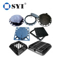 Wholesale Heavy Duty Cast Ductile Iron Manhole Cover With Frame