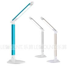 DC12V lampe de table à LED pliable et rotatif avec fonction de gradateur tactile (LTB065)