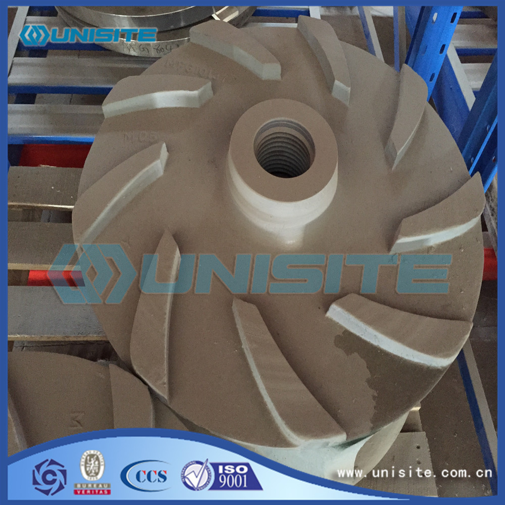 Casting Pump Impeller