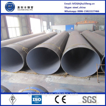 AWWA C210 / C213 fbe / 3pe / hdpe tube / tube en acier