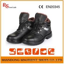 Химическая стойкая зимняя защитная обувь с искусственной футеровкой RS820