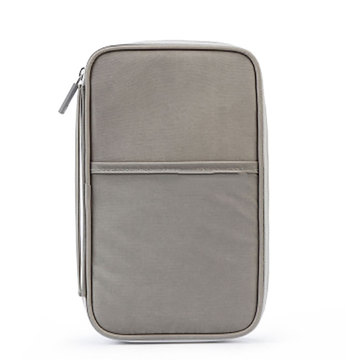 Travel Slim Card Wallet Rfid bolsa de bloqueo