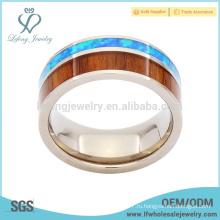 Высококачественный камуфляж с золотым титановым кольцом