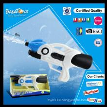 Nueva pistola de agua de agua de espacio pistola para chilren juguete