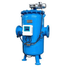 Aplicaciones municipales y de riego Filtro de malla filtro de agua autolimpiante