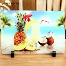 blank sublimation material glass cutting board for sale