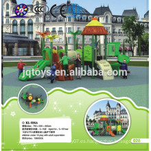 Sistema de juegos al aire libre paraíso para niños
