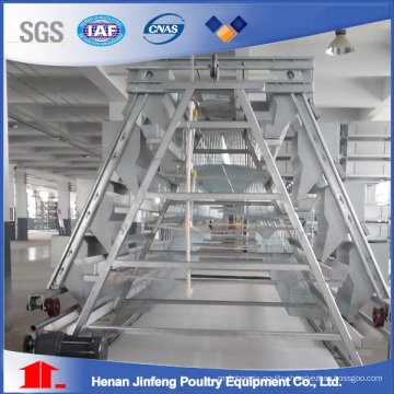 Cheap Automatic Farm Cage for Layer Chicken Birds From China