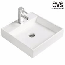 New products ceramic polished best sale wash basin
