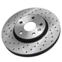 Brake disc for MB 2214230712 auto brake disc rotor