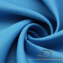 Wasser & Wind-Resistant Outdoor Sportswear Daunenjacke Gewebte Jacquard 100% Polyester Stoff (E076)