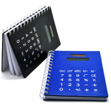 promotional standard function notebook calculator