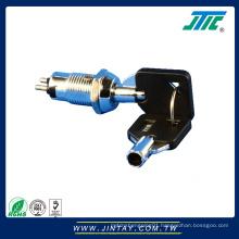 Micro Tubular Switch Keylock