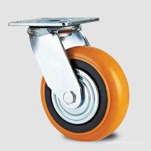 H18 Roulement à billes à double roulement à usage variable Roulette à roues pivotantes à pivot PP