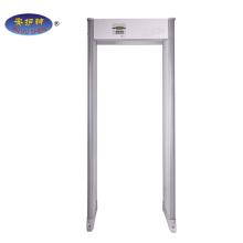 Porta do detector de metais com tecnologia avançada e melhor preço do detector de metais do quadro de porta / preço da porta do detector de metais