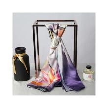 Slip luxury 100 bufanda de pura seda
