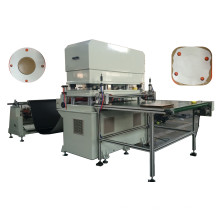 Roll to Sheet Hydraulic Press Die Cutting Machine