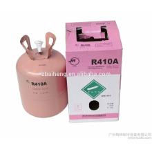 Gás refrigerante do compressor R410A