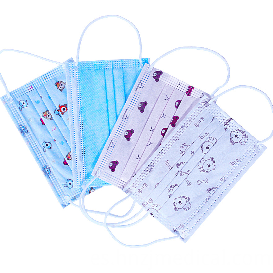 3 ply children's surgical mask