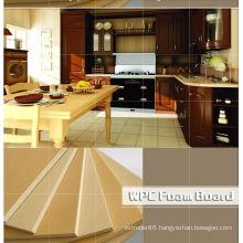 Decoration Materials Wood Plastic Furniture Board PVC WPC