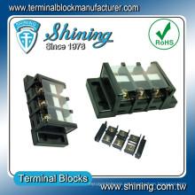 TB-060 Conector de bloque de terminales de barra de cobre 60A montado en panel