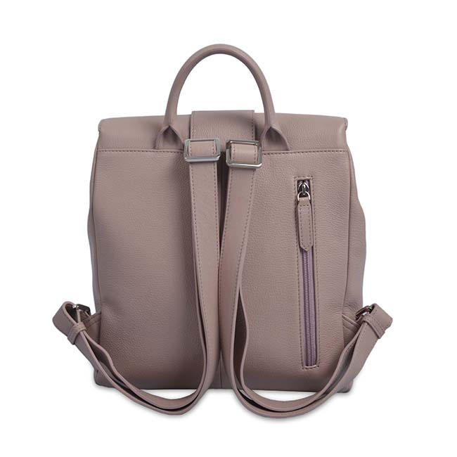 New Fashion Leather Backpack for Woman
