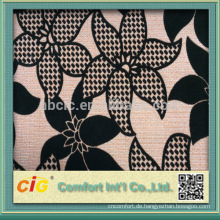 Heißer Verkauf 100% Polyester Sofa Stoff