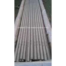 Nahtloses Rohr aus rostfreiem Stahl
