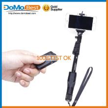 Hot selling wholesale selfie stick bluetooth