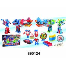Newst Design Best Elige un juguete de transformación de plástico (890124)