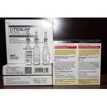 Citicoline Injection 1g/4ml, Citicoline Injection 500mg/4ml, Citicoline Injection 500mg/2ml, Citicoline Tablet, Citicoline Capsule