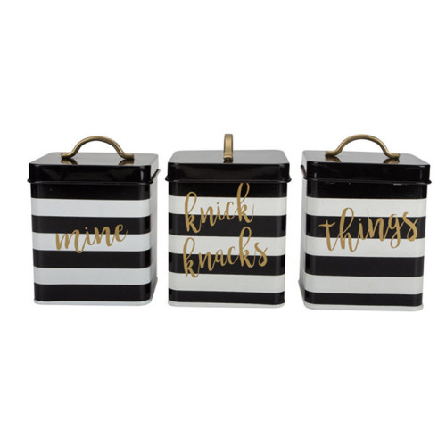 Amazon Metal Canister Set