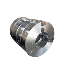 China factory hot sale 321 roll 1.0mm 1.5mm 2mm NO.4 surface  stainless steel Strip