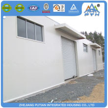 Garage préfabriqué en acier spécial préfabriqué en acier de haute qualité