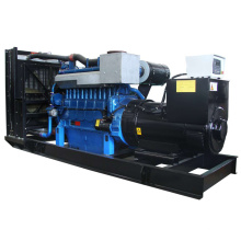 1000kVA / 800kw Alemania Mtu Heavy Duty Electric Generator